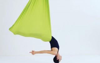 Neu ab März: Aerial Yoga