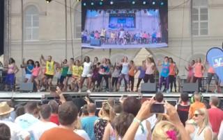 Ninis Tanzfabrik freut sich auf das Sambafestival
